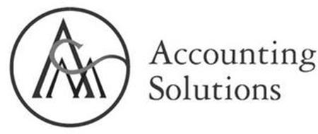AMC ACCOUNTING SOLUTIONS Trademark of AMC Accounting