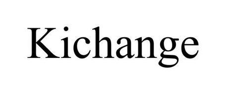 KICHANGE Trademark of Amira Jackmon Serial Number
