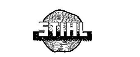 STIHL Trademark of ANDREAS STIHL MASCHINENFABRIK Serial