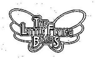 THE LITTLE FLYING BEARS Trademark of ANIMATION CINE-GROUPE