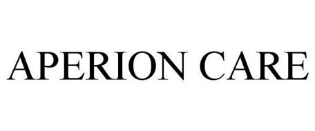 APERION CARE Trademark of APERION CARE, INC.. Serial