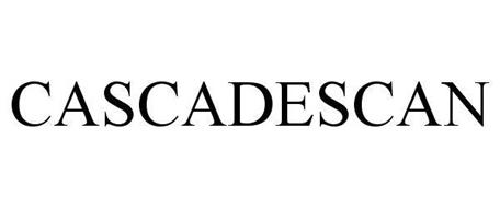 CASCADESCAN Trademark of APEX COVANTAGE, LLC Serial Number