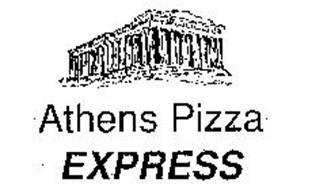 ATHENS PIZZA EXPRESS Trademark of Athens International