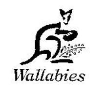 WALLABIES Trademark of AUSTRALIAN RUGBY FOOTBALL UNION