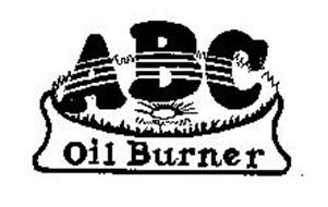 ABC OIL BURNER Trademark of AUTOMATIC BURNER CORPORATION