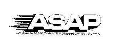 ASAP AUTOMOTIVE SPECIALTY ACCESSORY PARTS, INC. Trademark