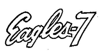 EAGLES-7 Trademark of Bacon Products Corporation Serial