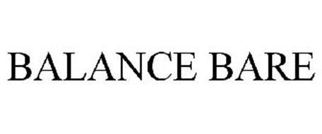 BALANCE BARE Trademark of Balance Bar Company Serial