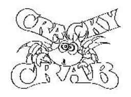 CRACKY CRAB Trademark of BANDAI NAMCO Entertainment Inc