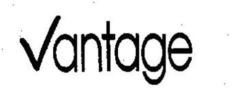 VANTAGE Trademark of Bank of America Corporation Serial