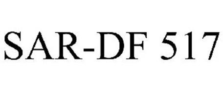 SAR-DF 517 Trademark of Becker Avionics, Inc. Serial
