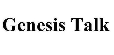 GENESIS TALK Trademark of Beijing Gamease Age Digital