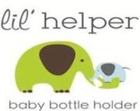 LIL' HELPER BABY BOTTLE HOLDER Trademark of BeKnown, LLC ...