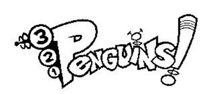 3-2-1 PENGUINS! Trademark of Big Idea Productions, Inc
