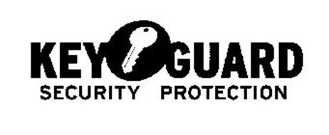 KEY GUARD SECURITY PROTECTION Trademark of Binary
