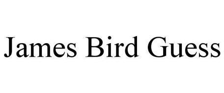 JAMES BIRD GUESS Trademark of Blacbird Investments LLC
