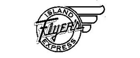 FLYER'S ISLAND EXPRESS Trademark of Brinker International