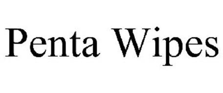 PENTA WIPES Trademark of CASE MEDICAL, INC.. Serial Number