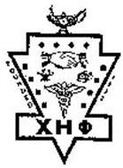 X H PHI FOUNDED 1932 Trademark of Chi Eta Phi Sorority