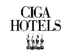CIGA HOTELS Trademark of CIGA INTERNATIONAL MANAGEMENT BV