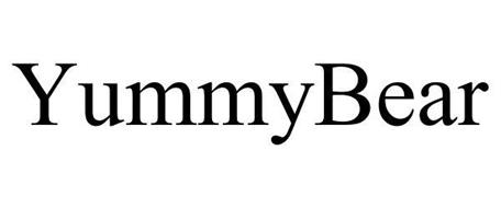 YUMMYBEAR Trademark of Cima Confections, Corp Serial