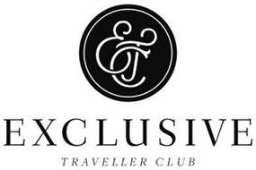 ETC EXCLUSIVE TRAVELLER CLUB Trademark of CLUB DE VIAJES