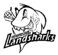 COLUMBUS LANDSHARKS Trademark of Columbus Sports Ventures