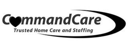 COMMANDCARE TRUSTED HOME CARE AND STAFFING Trademark of