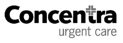 CONCENTRA URGENT CARE Trademark of CONCENTRAMARK, INC
