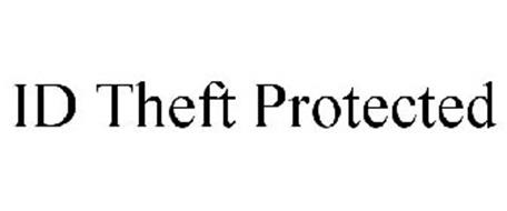 ID THEFT PROTECTED Trademark of ControlScan Inc. Serial