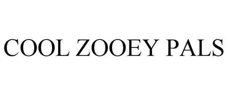 COOL ZOOEY PALS Trademark of COOL GEAR INTERNATIONAL, LLC