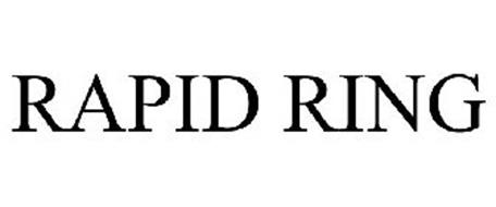 RAPID RING Trademark of COOPER TECHNOLOGIES COMPANY Serial