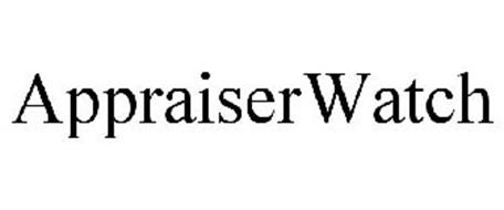 APPRAISERWATCH Trademark of CORELOGIC SOLUTIONS, LLC