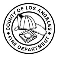 COUNTY OF LOS ANGELES FIRE DEPARTMENT Trademark of County