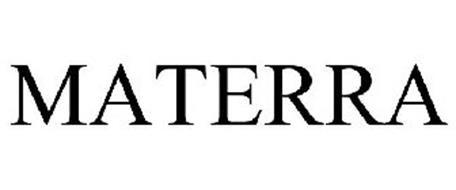 MATERRA Trademark of Cunat Premium Vineyards, LLC. Serial