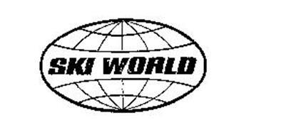 SKI WORLD Trademark of CUT'N JUMP SKI CORPORATION. Serial