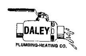 DALEY PLUMBING-HEATING CO. Trademark of Daley, Michael P