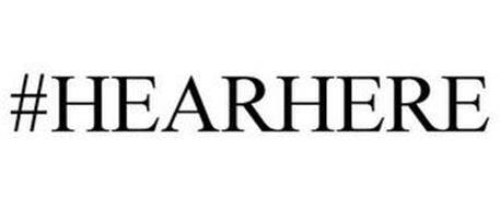 #HEARHERE Trademark of Dallas Center for the Performing