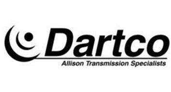 DARTCO ALLISON TRANSMISSION SPECIALISTS Trademark of
