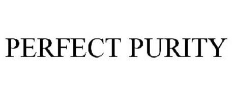 PERFECT PURITY Trademark of Davion, Inc. Serial Number