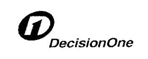 D1 DECISIONONE Trademark of DecisionOne Corporation