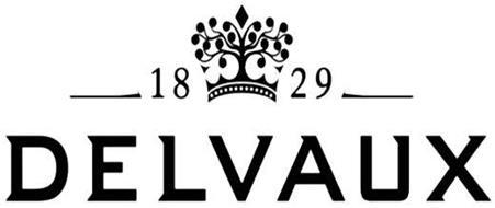 1829 DELVAUX Trademark of DELVAUX DESIGN COORDINATION