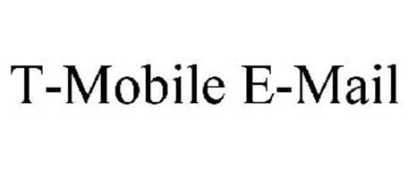 T-MOBILE E-MAIL Trademark of Deutsche Telekom AG. Serial
