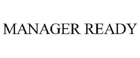 MANAGER READY Trademark of Development Dimensions