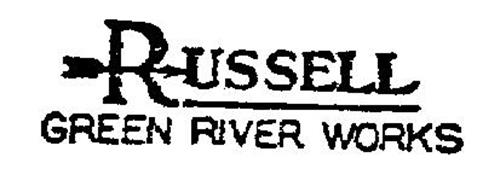 RUSSELL GREEN RIVER WORKS Trademark of DEXTER-RUSSELL, INC