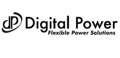 DP DIGITAL POWER FLEXIBLE POWER SOLUTIONS Trademark of