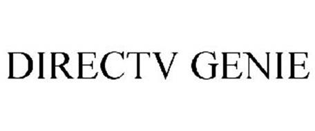 DIRECTV GENIE Trademark of DIRECTV, LLC. Serial Number