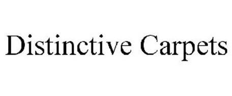 DISTINCTIVE CARPETS Trademark of Distinctive Carpet, LLC