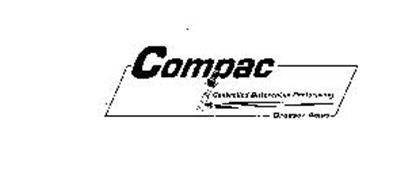 COMPAC CONTROLLED DIFFERENTIAL PERFORATING DRESSER ATLAS