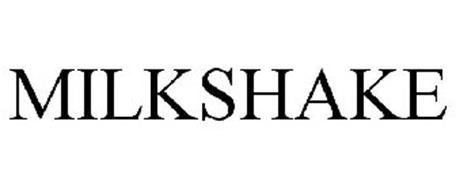 MILKSHAKE Trademark of Dunn & Holland, LLC. Serial Number